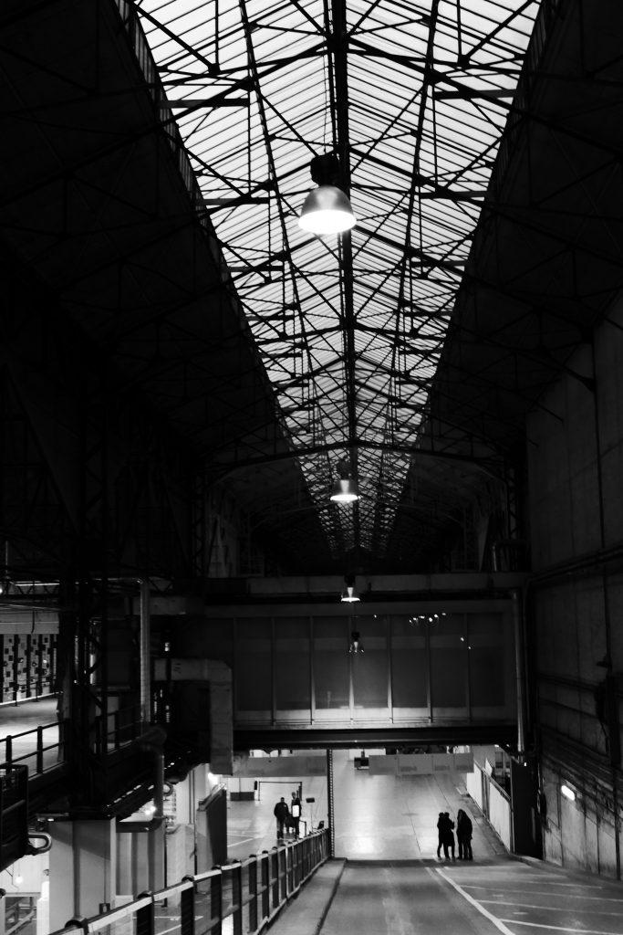 KANAL - Centre Pompidou Brussels, 2018