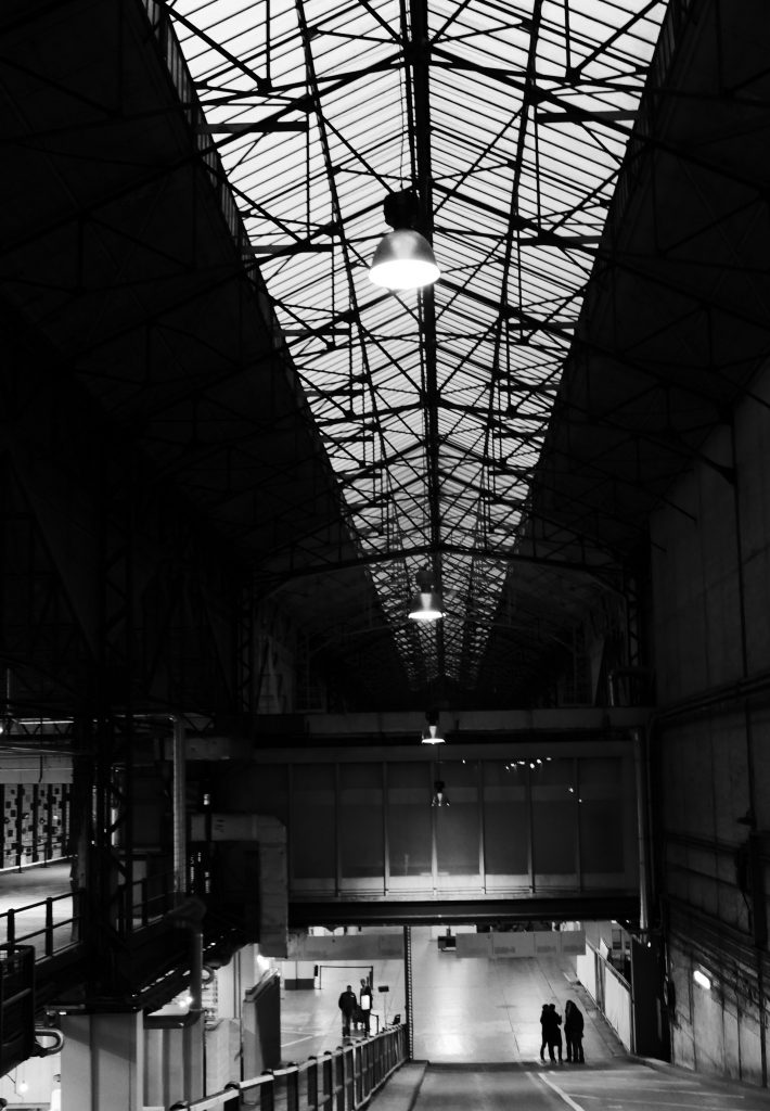 KANAL Centre Pompidou, Brussels, 2018